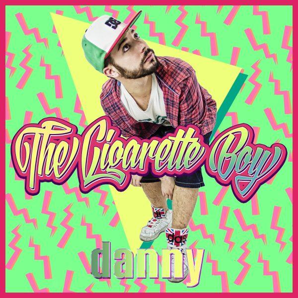 danny - the cigarette boy alternative front cover