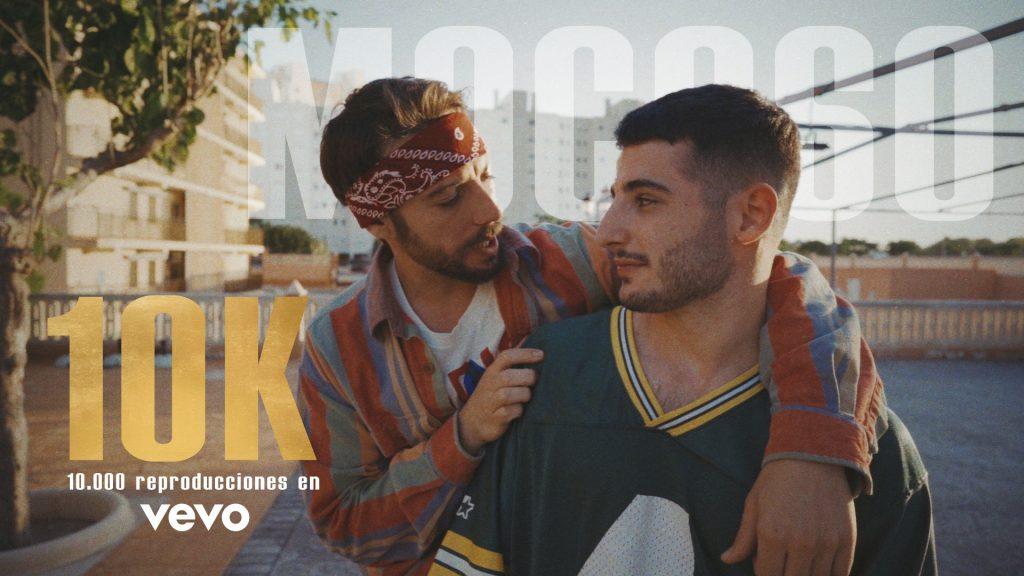 Vídeo Mocoso Danny 10.000 visitas